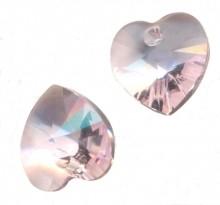 COEURS SWAROVSKI® ELEMENTS  ( 6228 ) 10.3 X 10 ROSALINE X 6