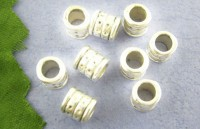Intercalaires Tube argent 