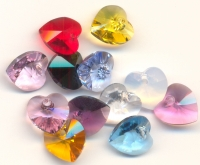 Perles coeurs SWAROVSKI® ELEMENTS 6228