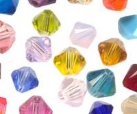 Perles toupies SWAROVSKI® ELEMENTS<br /> 4 mm ( 5328 )
