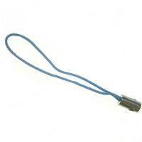 Attaches cordons Dragonnes Bleu de Téléphone 50mm  Qte :  2