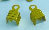 Embouts pince cuivre 7 x 5mm Qte : 10