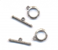Fermoirs Toggle Tibétain 