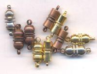 Fermoirs magnetiques mixte X 10