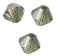 TOUPIES SWAROVSKI® ELEMENTS 4mm ERINITE satin 200 perles