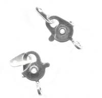 Fermoirs mousquetons Attaches  Collier Bracelet argent  15 x 8  X 30