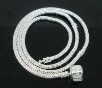 Bracelet serpent chaîne collier Longueur 46 cm