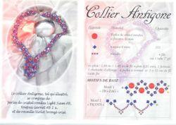 livre N°3........   Schemas colliers , bagues, bracelets, boucles d'oreiles
