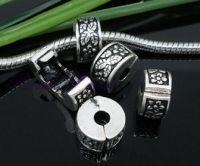 Bélières Perles pour Bracelet 11x8mm X 4