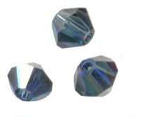TOUPIES SWAROVSKI® ELEMENTS 5MM MONTANA AB