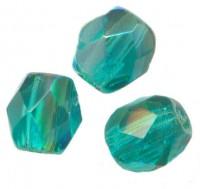 600 facettes de boheme 6 mm Emerald