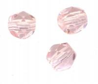 600 facettes de boheme 6 mm Light rose