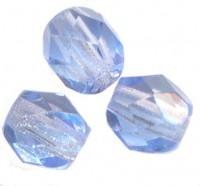 600 facettes de boheme 6 mm Light sapphire