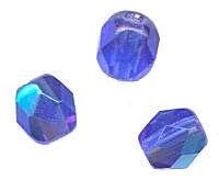 600 facettes de boheme 6 mm Sapphire