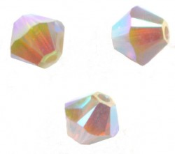 TOUPIES SWAROVSKI® ELEMENTS 4 mm LIGHT GREY OPAL AB2X/ 50