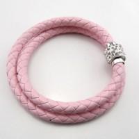 Bracelet collier avec fermoir aimant  45 cm X 1