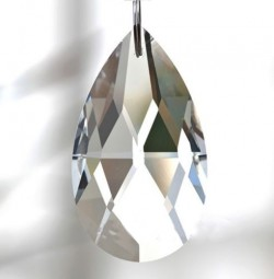 Pendant Prisms Crystal AB 38 mm