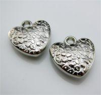 Coeurs acryliques 19 x 19  x 5