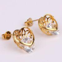 Boucles d'oreilles  gold