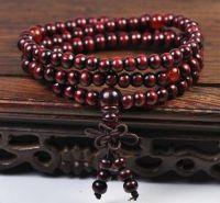 Bracelet elastique  6 mm 108 perles