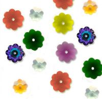Perles fleurs SWAROVSKI  3700
