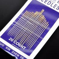 20pcs Aiguilles mixte 3.6 a 5.1 cm