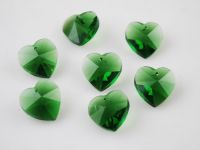 Coeur en crystal