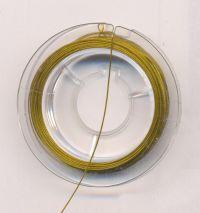 BOBINE FIL 10 METRES COULEUR N°34 aurum