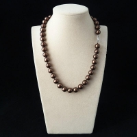 Collier + fermoir 
