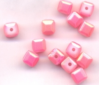 Cubes en crystal 