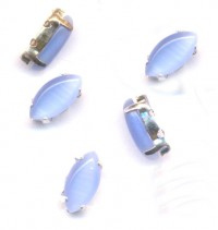 Navettes 10 x 4 Blue  X 4