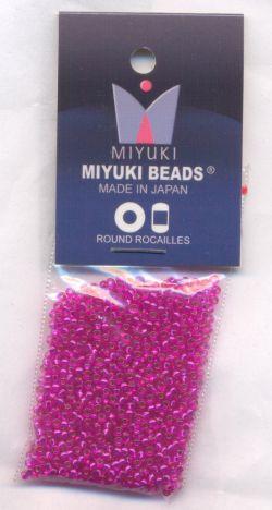 perles rocaiulles MIYUKI  1.5 mm 10 Gr