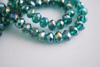 Perles Emerald AB 3 x 4 mm