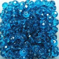 3 X 4mm, blue X 100