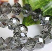 Perles crystal 3 x 4 mm X 25