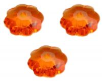 Perles fleur Swarovski Sun  6 mm ( 3700 ) X 10