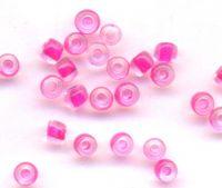 Perles de rocailles 3 mm  6,8 gr