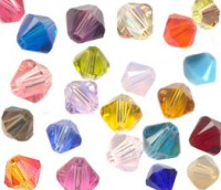Perles toupies SWAROVSKI® ELEMENTS 5 mm