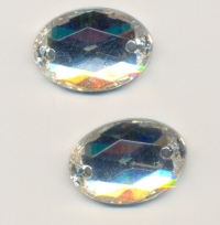 Cabochon a coudre CRYSTAL X 1