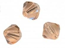 TOUPIES SWAROVSKI® ELEMENTS <br /> 4 mm <br /> LIGHT PEACH<br /> X 50