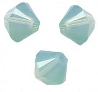 TOUPIES SWAROVSKI® ELEMENTS  6MM  PACIFIC OPAL  X 20 perles