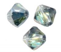 TOUPIES SWAROVSKI® ELEMENTS  4mm AB  CRYSTAL SAHARA X 50 perles