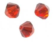 TOUPIES SWAROVSKI® ELEMENTS  4mm HYACINTH satin 50 perles