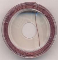 BOBINE FIL CABLE DIAMETRE 0.38  25 metres REF:FC011
