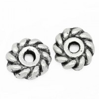 Intercalaires Ronds Rayure 