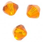 TOUPIES SWAROVSKI® ELEMENTS  6MM  SUN X 20 perles