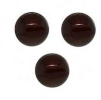 Perles nacrées 5810 SWAROVSKI® ELEMENTS 4 mm MAROON X 20
