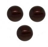 Perles nacrées 5810 SWAROVSKI® ELEMENTS 6 mm MAROON X 20
