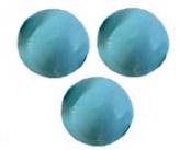 Perles nacrées 5810 SWAROVSKI® ELEMENTS 4 mm TURQUOISE X 20
