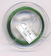 BOBINE FIL CABLE DIAMETRE 0.30  10 metres N°9